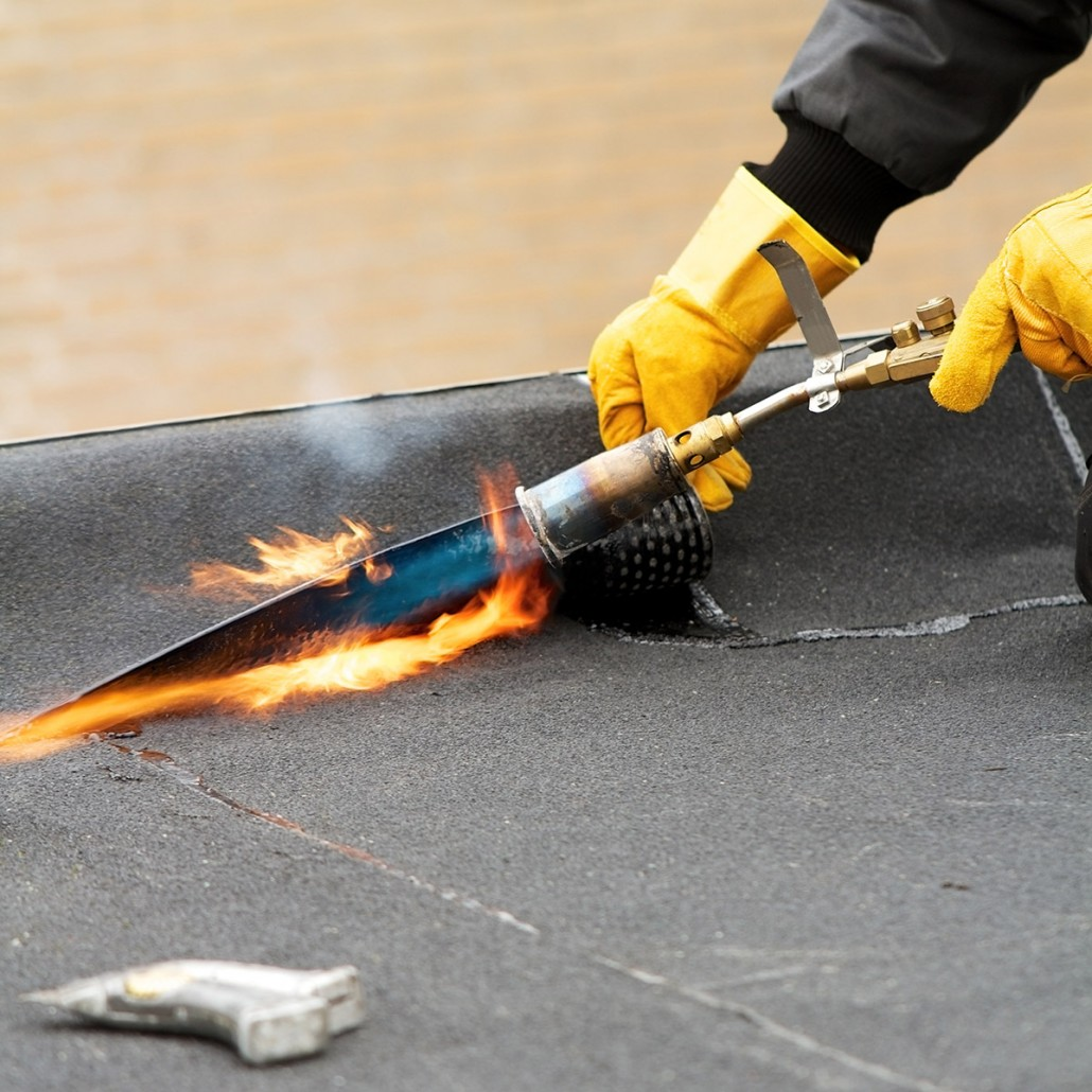 Pvc Flat Roof Options For Your Worcester Area Business