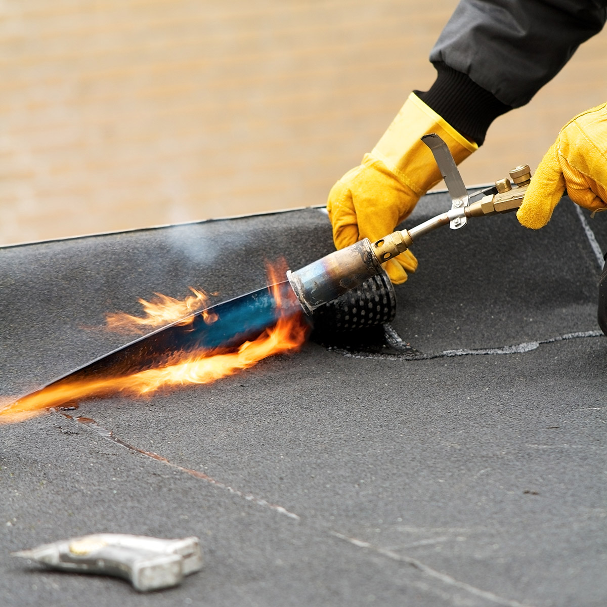 Take Care Of Your Commercial Roof In Central Ma Lj Roofing