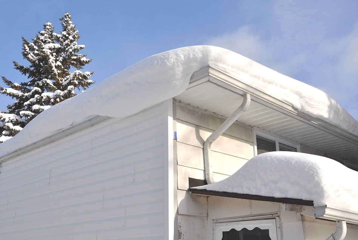 Winterizing Your Roof In Central Massachusetts Lj Roofing