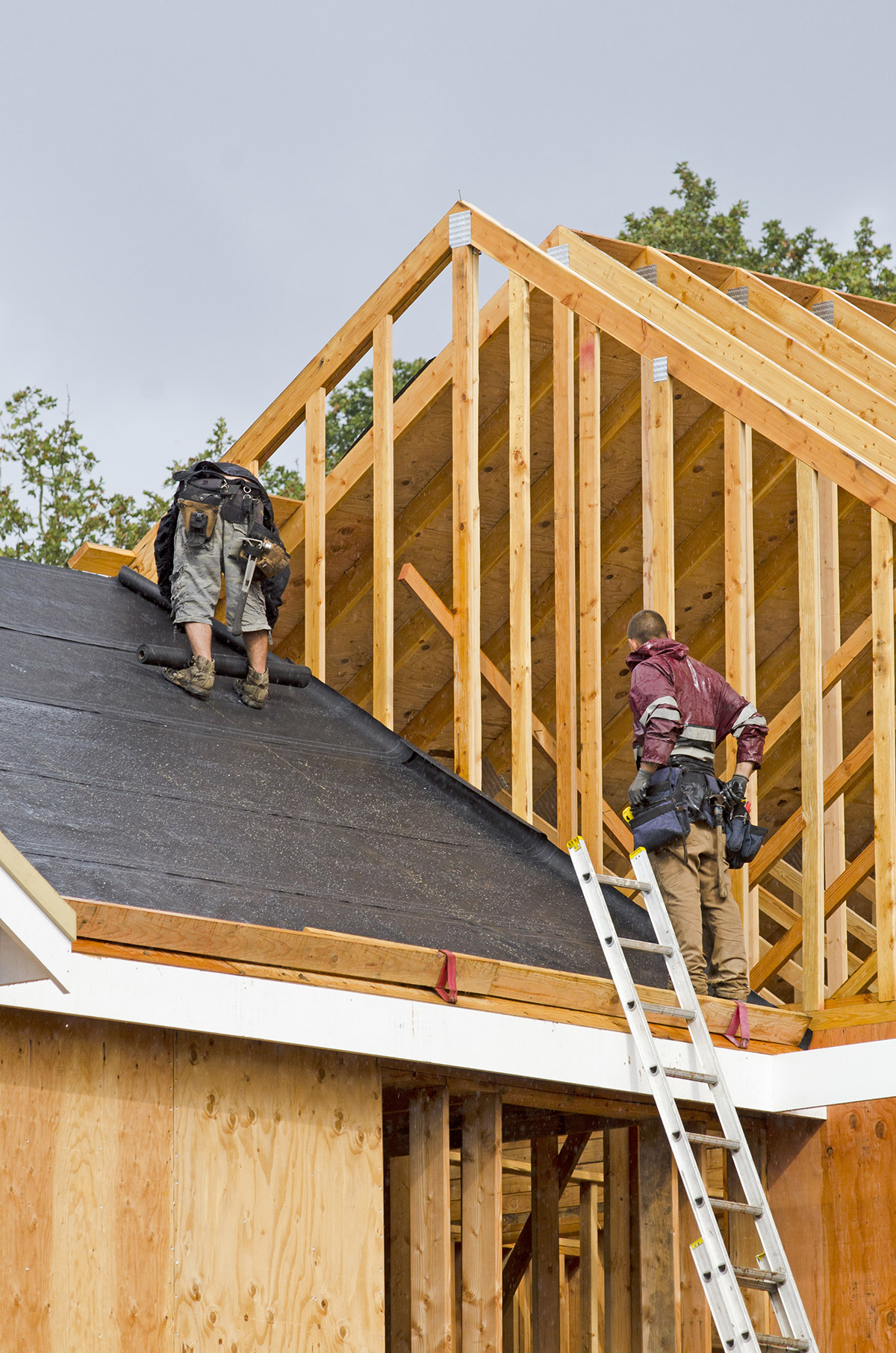 Preparing Your Home For A New Roof Installation Lj Roofing
